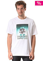 DIAMOND Diamond Supply S/S T-Shirt white
