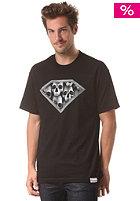 DIAMOND DMND Skulls S/S T-Shirt black