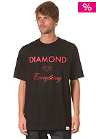 DIAMOND Everything S/S T-Shirt black