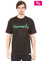 DIAMOND For Life S/S T-Shirt black