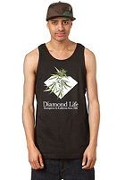 DIAMOND Homegrown Tank S/S T-Shirt black