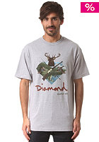DIAMOND Hunters Club heather grey