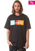 DIAMOND OG Script Colors S/S T-Shirt black