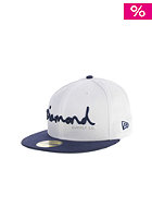 DIAMOND OG-Script Fitted Cap white