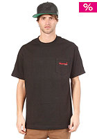 DIAMOND OG Script Pocket S/S T-Shirt black