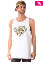 DIAMOND Shinnig Ben Baller Un-Polo Tank Top white