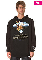 DIAMOND Sporting Goods Hooded Sweat black