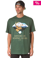 DIAMOND Sporting Goods S/S T-Shirt green