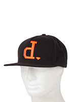DIAMOND Un-Polo Snapback Cap black/orange