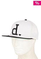 DIAMOND Un-Polo Snapback Cap white/black
