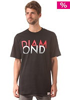 DIAMOND White Sands S/S T-Shirt black