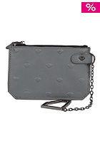 DIAMOND XL Embossed Chain Pouch Wallet black