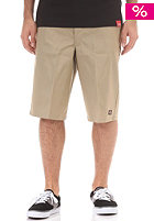 DICKIES 13 Multi Pocket Chino Short khaki