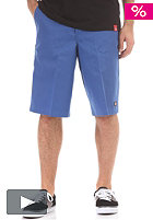 DICKIES 13 Multi Pocket Chino Short royal blue