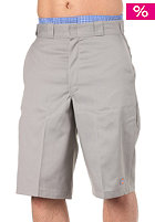 DICKIES 13 Multi Pocket Chino Short silver grey