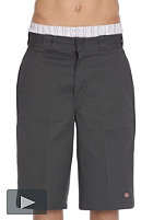 DICKIES 13inch Work Shorts charcoal grey