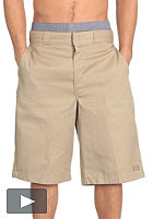 DICKIES 13inch Work Shorts khaki