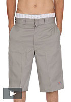 DICKIES 13inch Work Shorts silver gray