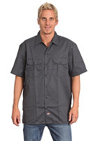 DICKIES 1574 Work S/S Shirt charcoal grey