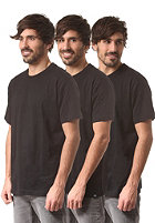 DICKIES 3 Pack S/S T-Shirt black