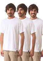 DICKIES 3 Pack S/S T-Shirt white
