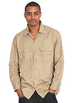 DICKIES 574 Work L/S Shirt khaki