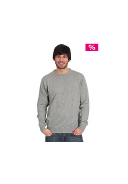 DICKIES Auburn Knit Sweat grey melange