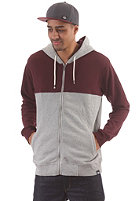 DICKIES Bakersfield Hooded Jacket maroon