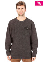 DICKIES Clinton Knit Pullover charcoal grey