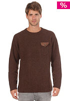DICKIES Clinton Woolsweat chocolate brown