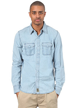DICKIES Collar Shirt blue