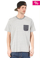 DICKIES Crane S/S T-Shirt grey