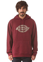 DICKIES Delaware Hooded Sweat zinfandel