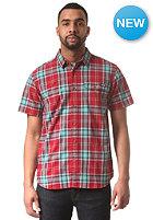 DICKIES Deltona L/S Shirt red