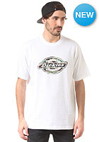 DICKIES HS One Colour S/S T-Shirt white