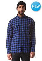 DICKIES Jacksonville L/S Shirt royal blue