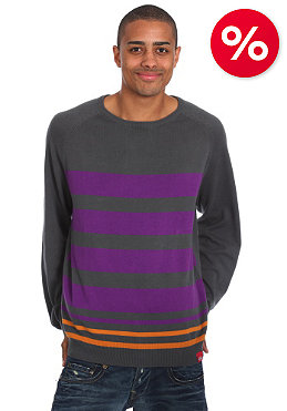 DICKIES Kingsburg Woolsweat charcoal/purple/orange
