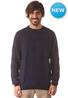DICKIES Lyndon Knit Sweat evening blue