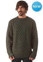DICKIES Maple City Knit Sweat green