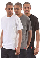 DICKIES Multi Colour 3 Pack S/S T-Shirt assorted colour