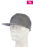 DICKIES Muscle Beach Snapback Cap charcoal grey