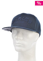 DICKIES Muscle Beach Snapback Cap navy blue