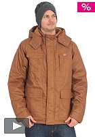 DICKIES Nebraska Shield Parka Jacket brown duck