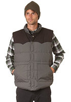 DICKIES New Orleans Vest charcoal grey