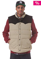 DICKIES New Orleans Vest khaki