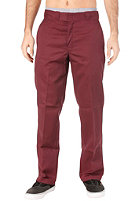 DICKIES  O-Dog Work Pant maroon