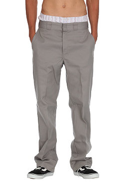 DICKIES Original 874 Work Pant silver grey