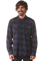 DICKIES Sacramento L/S Shirt evening blue