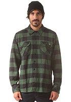 DICKIES Sacramento L/S Shirt pine green