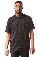 DICKIES Short Sleeved Slim L/S Shirt black